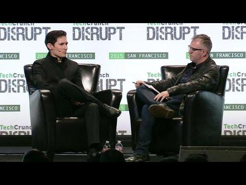 Pavel Durov on Why WhatsApp Sucks the Most - UCCjyq_K1Xwfg8Lndy7lKMpA