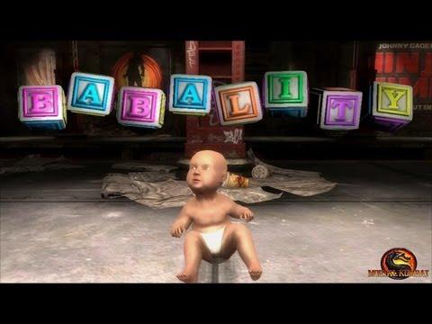 Mortal Kombat 9: Todas las Babalities (Incluidos Goro, Kintaro, Shao Kahn + DLC) - Español - PC - HD - UCT7NGibU8mGd0WpEazgKyKg