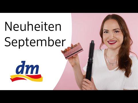 Diese Produkte sind neu! dm Neuheiten September