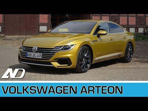 Volkswagen Arteon - Primer Vistazo desde Alemania