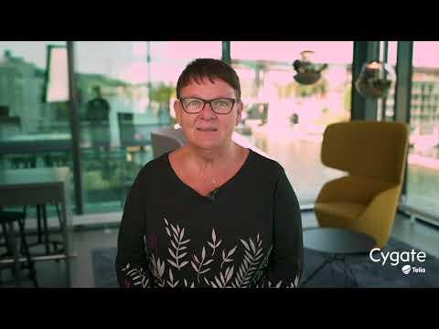 Anne-Marie Eklund Löwinder på Connect2IT