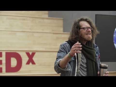 Environmental Consciousness in the Anthropocene Age   John Morrow   TEDxScranton photo