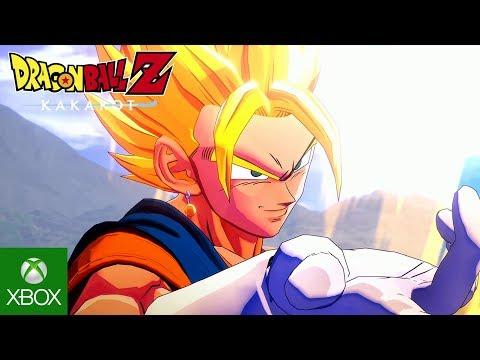 Dragon Ball Z: Kakarot - Buu Arc Trailer
