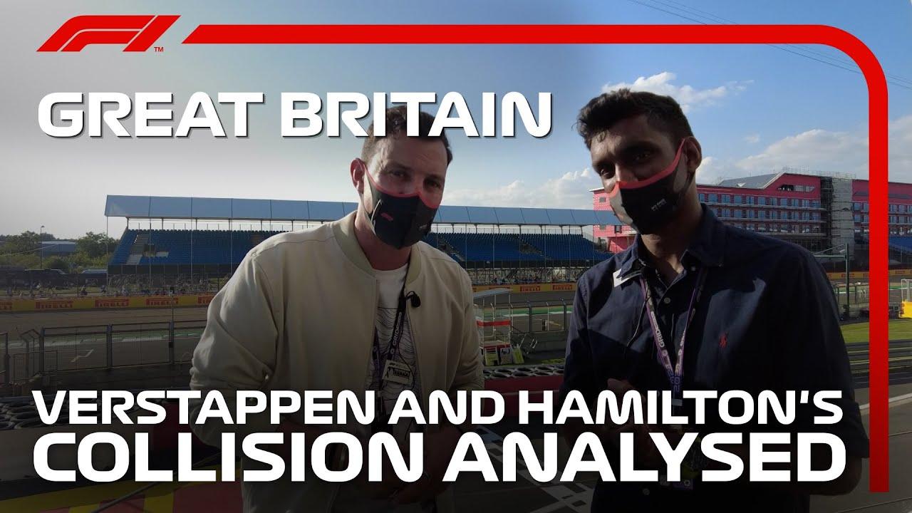 Verstappen And Hamilton's Collision Analysed | 2021 British Grand Prix