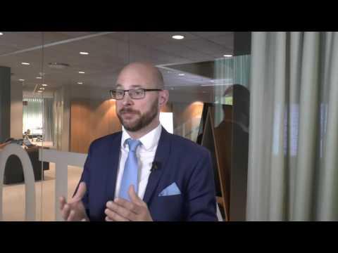 Anders Bohlinder, Fujitsu, om moderna samarbetstjänster