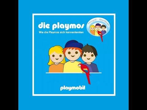 Die Playmos - Wie die Playmos sich kennenlernen (PLAYMOBIL)