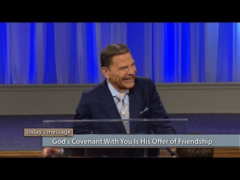 God's Covenant With You Is His Offer of Friendship
