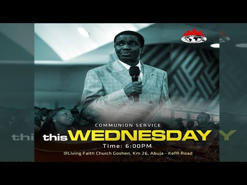 MIDWEEK COMMUNION SERVICE - JUNE 12, 2019