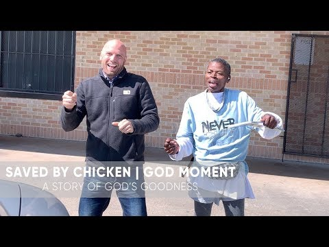 Saved By Chicken  God Moment  Pastor Chris McRae & Pastor Kevin Choate  Sojourn Church