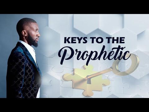 Keys to the Prophetic  Prophet Passion Java