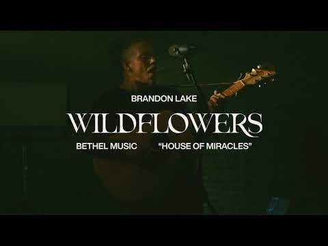 Wildflowers - Brandon Lake   House of Miracles