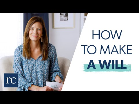 Do I Have to Have a Lawyer To Get A Will?