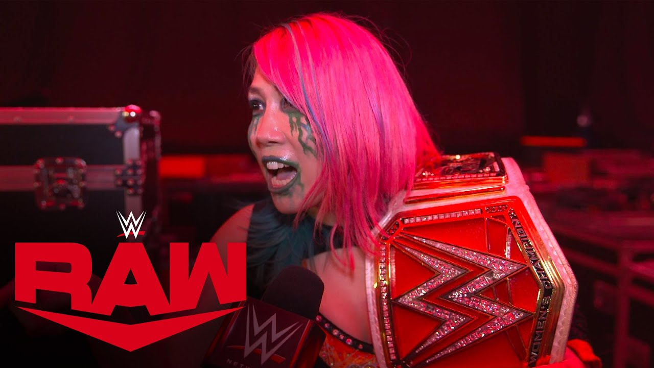 Asuka explains her motivation for attacking Shayna Baszler: WWE Network Exclusive, Mar. 15, 2021
