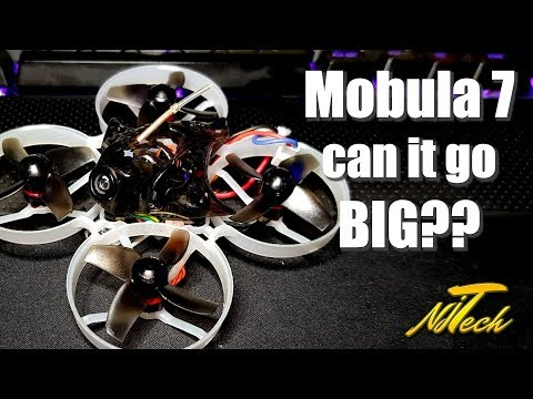 Mobula 7 | Can it go BIG?? | Outdoor Acro Flight Test! - UCpHN-7J2TaPEEMlfqWg5Cmg