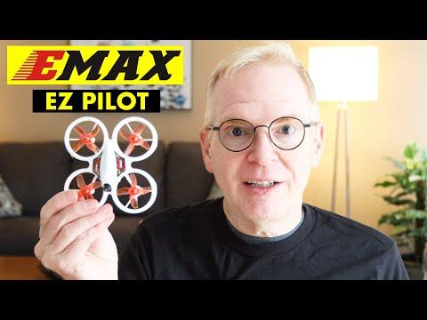 Finally a Beginner FPV Drone - EMAX EZ Pilot - Review & Demo - UCm0rmRuPifODAiW8zSLXs2A