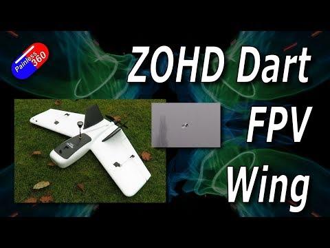 ZOHD Dart FPV Wing - UC5A-aggcnWJ4Qvh98LlduLQ