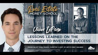 Lessons Learned on the Journey to Investing Success w/ Olivier LePage
