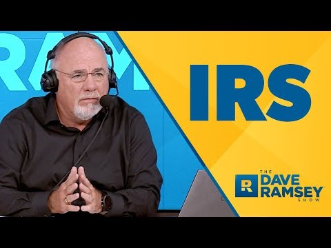 I'm In Trouble With The IRS!
