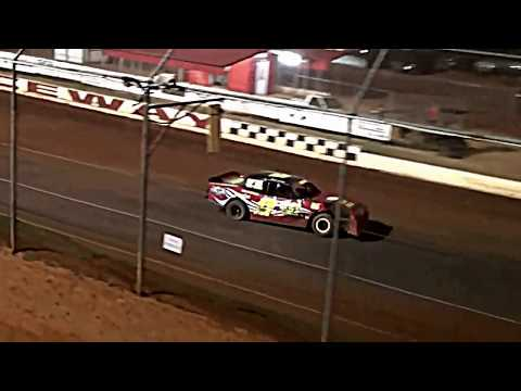 Swainsboro Pure Stock 10/14/17 - dirt track racing video image