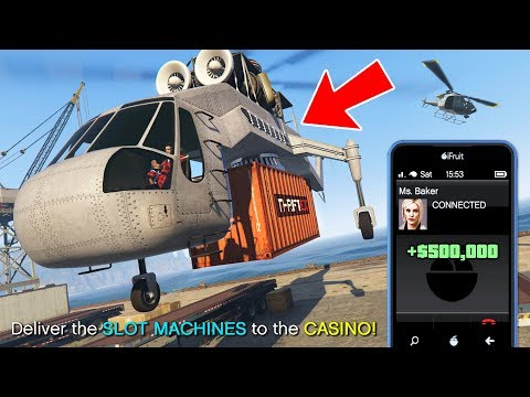 GTA 5 Casino DLC! NEW Casino Missions and Making Money!! (GTA 5 Casino DLC Missions) - UC2wKfjlioOCLP4xQMOWNcgg