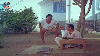 Kota Srinivasa Rao, Bramhanandam Ultimate Comedy | Telugu Best Comedy | Silver Screen Movies