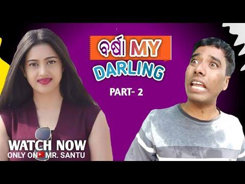 Divers dele barsha part = 2 || Comedy video ||  Mr santu entertainment
