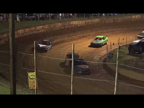 Fwd at Winder Barrow Speedway August 7th 2021 - dirt track racing video image