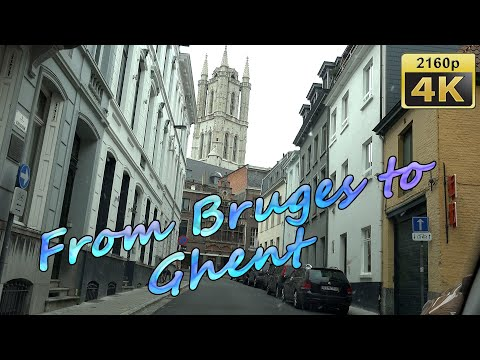 From Bruges to Ghent - Belgium 4K Travel Channel - UCqv3b5EIRz-ZqBzUeEH7BKQ
