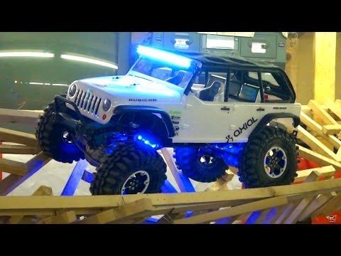RC ADVENTURES - Worlds Greatest RC Garage Track! Scale 4x4 Trucks of Rude Boyz RC - UCxcjVHL-2o3D6Q9esu05a1Q