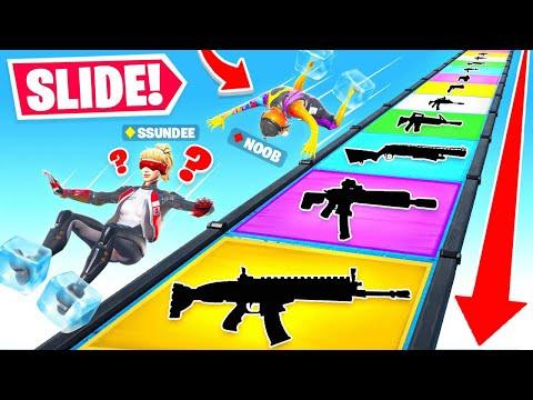 SLIDING *ONLY* For LOOT Game Mode in Fortnite Battle Royale - UCke6I9N4KfC968-yRcd5YRg