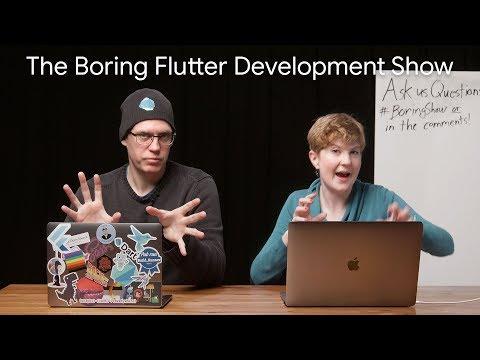 Incorporating Web View into Your App (The Boring Flutter Development Show, Ep. 14) - UC_x5XG1OV2P6uZZ5FSM9Ttw