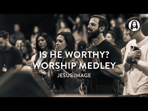 Is He Worthy? Worship Medley  Jesus Image Worship  John Wilds