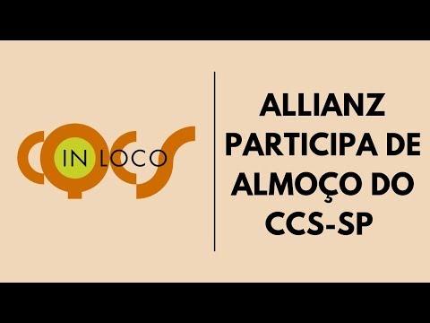 Imagem post: Allianz participa de almoço do CCS-SP