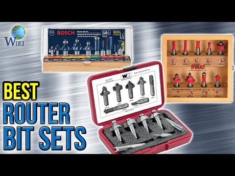 10 Best Router Bit Sets 2017 - UCXAHpX2xDhmjqtA-ANgsGmw