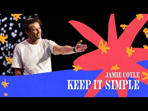 Keep It Simple  Jamie Coyle  Hillsong Church Online