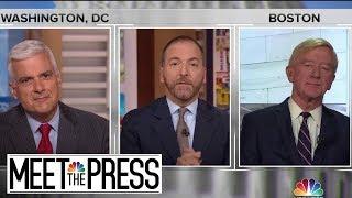 Full Weld & McIntosh: Debate Over Four More Years Of President Trump | Meet The Press