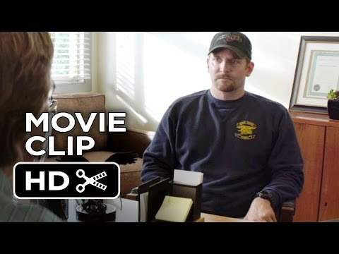 American Sniper Movie CLIP - The Thing That Haunts Me (2015) - Bradley Cooper Movie HD - UCkR0GY0ue02aMyM-oxwgg9g