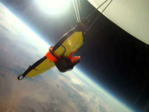 iPad preživio pad iz svemira – Više od 100 000 metara, Nevjerojatno