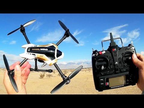 XK X251 Whirlwind with FPV Camera Flight Test Review - UC90A4JdsSoFm1Okfu0DHTuQ