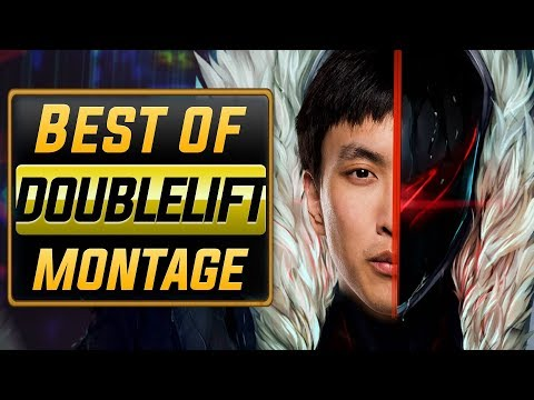 """Doublelift Montage """"Best ADC NA"""" (Best Of Doublelift) 