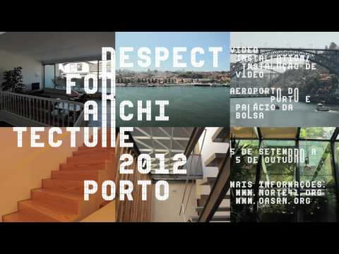 3C CLÉRIGUS CAFÉ CLUBE - Respect for Architecture Porto 2012