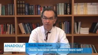 [Video] Obezite tedavisinde estetik cerrahinin önemi nedir? - Prof. Dr. Haluk Duman