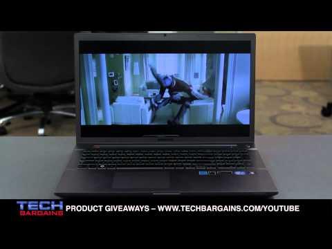 Samsung Series 7 Chronos 17 Inch Laptop Video Review (HD) - UCpH_C8pjVVJiuz3cf-dp-yA