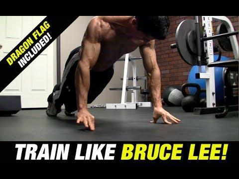 Bruce Lee Workout (INCLUDES DRAGON FLAG!) - UCe0TLA0EsQbE-MjuHXevj2A