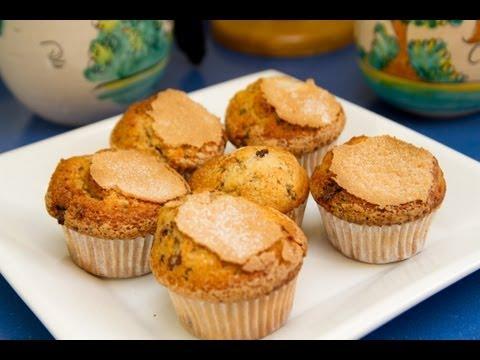 Muffins con Trocitos o Pepitas de Chocolate - UCQpwDEZenMK6rzhLqCZXRhw
