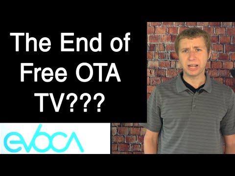 Evoca Paid OTA TV Service Launches - Will it Kill Free OTA TV?
