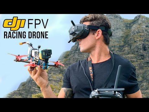 How To Build a Cinematic FPV Racing Drone! • DJI Fpv - UCpsHnULJAkwwckxzdmspKDw