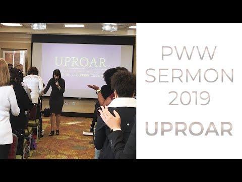 UpRoar Sermon: