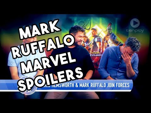 Mark Ruffalo Can't Stop Revealing MARVEL Spoilers   Thor Ragnarok 2017 - UCYriZEnCct8kM9Xx2kH2z8A