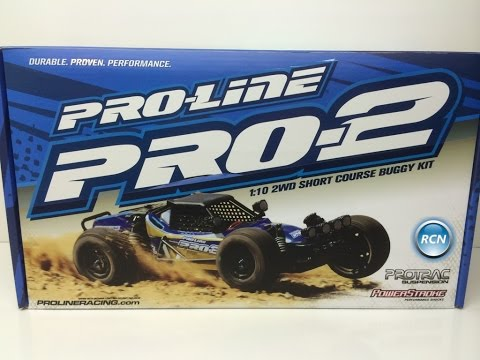NEW!! Pro-Line Pro2 SC Buggy Kit Unboxed - UCSc5QwDdWvPL-j0juK06pQw